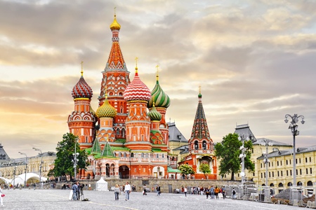 Red square,view of St. Basil's Cathedral_1037847103_450